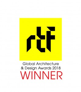 Global Architecture & Design Awards 2018 - Winners Logo